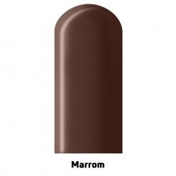 Canudo para Modelar 260'' Marrom - Pct. 25 Unid.