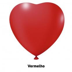 Big Coração 150'' Vermelho - Unid.