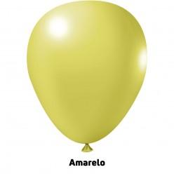Extra Big Balão 350'' Amarelo - Unid.