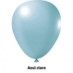 Extra Big Balão 350'' Azul Claro - Unid.