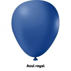Extra Big Balão 350'' Azul Royal - Unid.