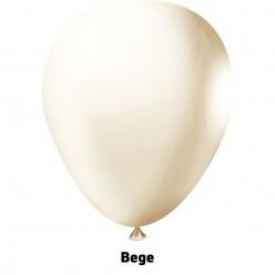 Extra Big Balão 350'' Bege - Unid.