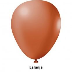 Extra Big Balão 350'' Laranja - Unid.