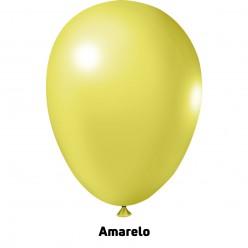 Tradicional 7'' Amarelo - Pct. 50 Unid.