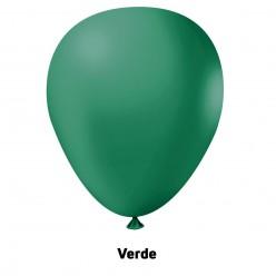 Extra Big Balão 350'' Verde - Unid.