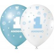 1 Aninho 9'' Menino Sortidos - Pct. 25 Unid.