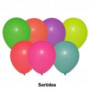 Neon 9'' Sortidas - Pct. 25 Unid.