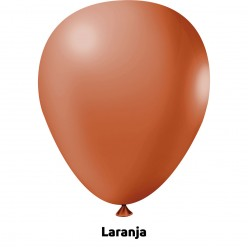 Big Balão 250'' Laranja - Unid.