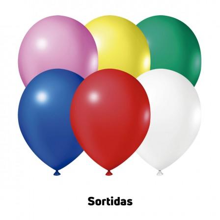 Tradicional 9'' Sortidos - Pct. 50 Unid.