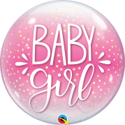 Bubble 24'' Baby Girl - Unid. 10035b