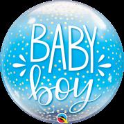 Bubble 24'' Baby Boy - Unid. 10040b
