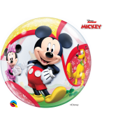 Bubble 24'' Mickey Collors - Unid. 41067b-f