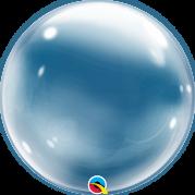Bubble 24'' Transparente - Unid. 68824b