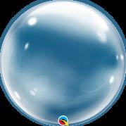 Bubble 20'' Transparente - Unid. 68825b