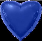 Coração Foil 9'' - Unid.