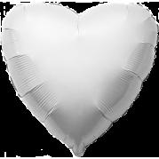 Coração Foil 20''- Unid.