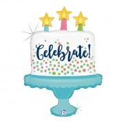 Celebrate Bolo 33'' - Unid. 35676gh