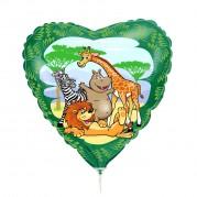 Coração Amigos da Selva 9'' - Unid. 202680