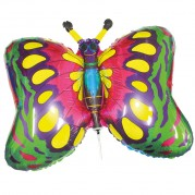 Broboleta Shape Verde 14'' - Unid. 902604
