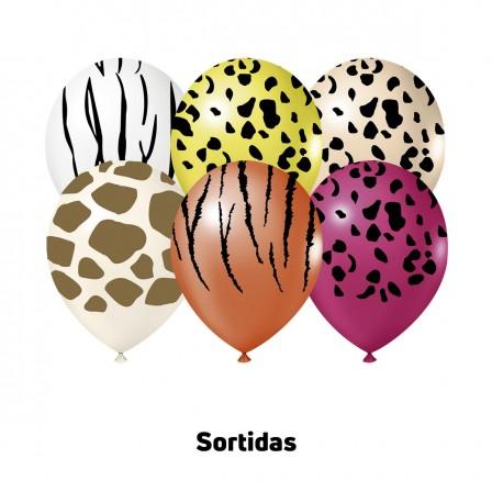 Zoo 9'' Sortidos - Pct. 25 Unid.